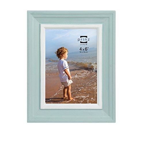 Prinz Ocean Breeze Wood Frame, 4 x 6