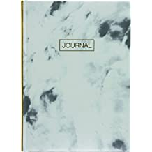 """Hilroy Journal with Marble Design, 5-1/4 x 7-1/4"""", 160 pages"""