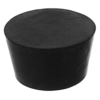 000 Rubber Stopper Pack of 60