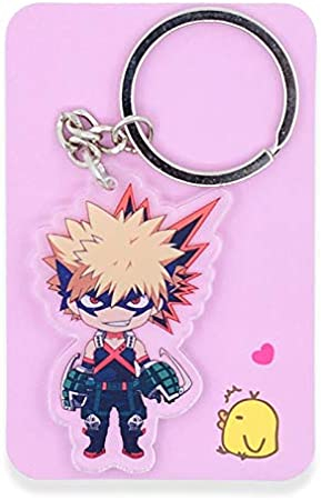 Amazon.com: AUDREE 7 Styles My Hero Academia doble cara ...