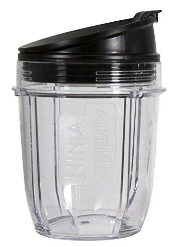 Nutri Ninja 12-Ounce BPA-Free Tritan Cup with Spout Lid for Nutri Ninja Blenders (XSK12SP)