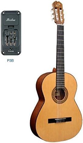 Admira (Juanita) Electrificada (Pre-Amp: Shadow P3B.) Guitarra ...