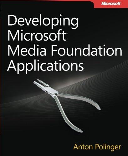 Developing Microsoft Media Foundation Applications (Developer Reference)