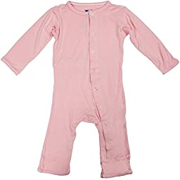 KicKee Pants Coverall, Lotus, 3-6 Months