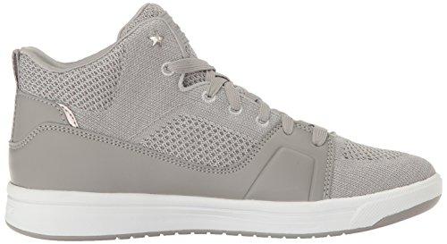 Skechers Damen Active EZ Flex 30Duchess Sneaker Gray