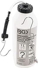 BGS 8519 | Botella para el purgado de frenos | 1 l
