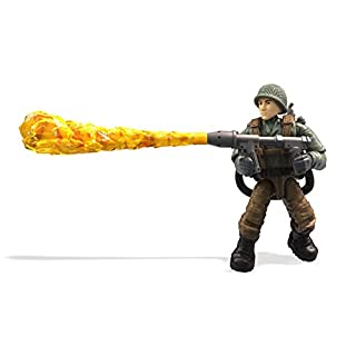 Mega Construx Call of Duty Incendiary Soldier