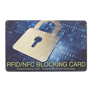 Vivianu Identity - Protector de tarjeta de protección contra ...