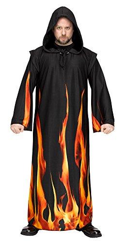 Burning Robe Man Costume