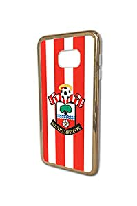 Football Team Logo Funda for Galaxy S6 Edge Plus Funda Case Southampton FC Logo for Boy, English Premier(EPL) Series Awesome Drop-protection Funda Case&Cover for Samsung Galaxy S6 Edge Plus