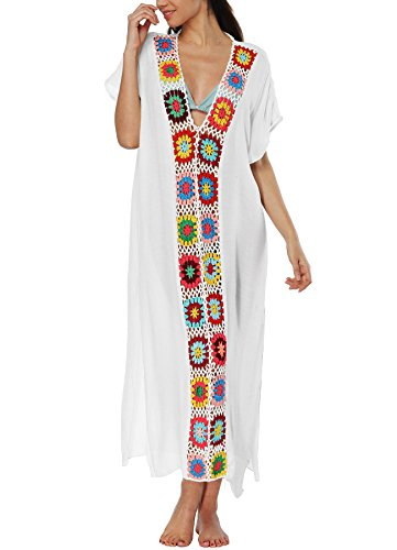 Embroidered Caftan - 9