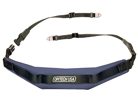 OP/TECH USA Super Pro Strap-Design B (Black) OpTech 5401012
