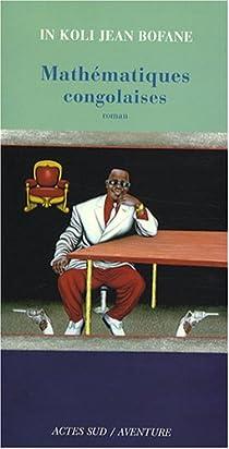 Mathématiques congolaises par Bofane