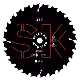 SKILSAW SPT1012 8-1/4'' 24-Tooth SAW Blade for