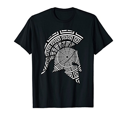 Ancient Greek Hero Spartan Warrior Helmet -