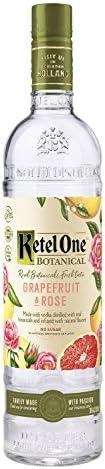 Vodka Ketel One Grapefruit & Rose 7