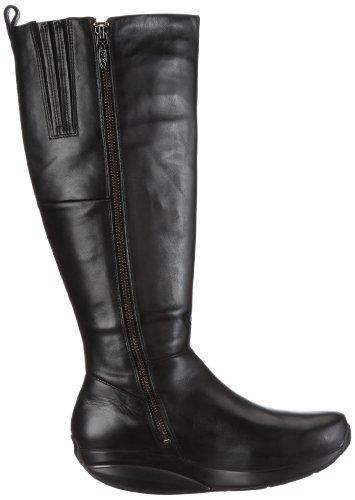 MBT - Sandalias de vestir para mujer negro negro