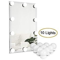 Waneway Vanity Lights for Mirror, DIY Ho...