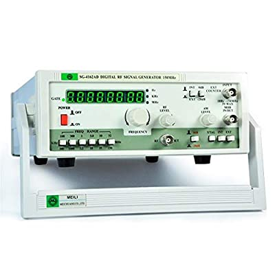 High Precision, Wide Range 100KHz-150MHz Function Signal Generator Sine Wave Signal Generator SG-4162AD for Laboratory