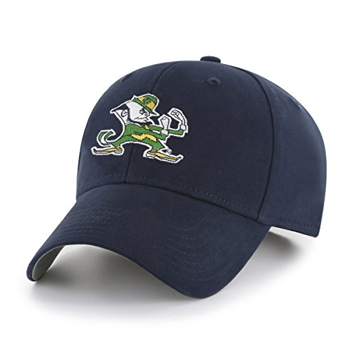 Notre Dame Fighting Irish Fan (NCAA Notre Dame Fighting Irish Kid's Cinch OTS All-Star Adjustable Hat, Navy, Kid's)