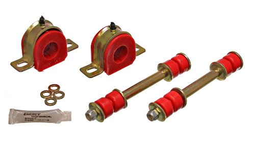 Energy Suspension 35122R Suspension Stabilizer Bar Bushing Kit: