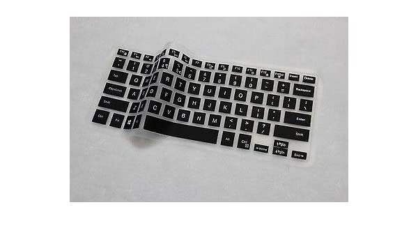 """Color Keyboard Protector For 15.6/"""" Dell Inspiron 15 7000 2-in-1 7570 7573 laptop"""