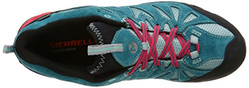 Merrell Capra de zapatos de trekking impermeables Dragonfly
