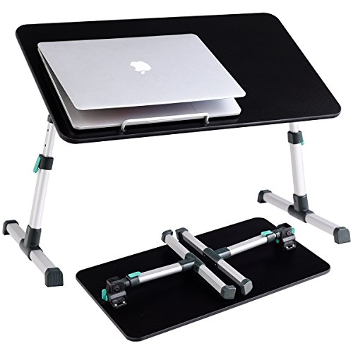 Officejoy Laptop Desk Height Adjustable Laptop Table Portable Computer Stand (without cooling fan) by Officejoy