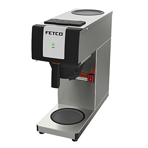 FETCO CBS-2121P Pourover Brewer, Without (Airpot Pourover Brewer)