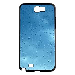 Droplet New Fashion DIY Phone Case for Samsung Galaxy Note 2 N7100,customized cover case ygtg-346447 hjbrhga1544