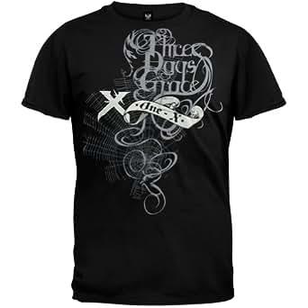 Three Days Grace - Camiseta - Unisex - Old Glory - Three Days Grace - Uomo Midnight Strangler (Camiseta) X-Large Nero