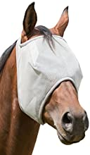 Weaver Leather Open Ear Fly Mask with Xtended Life Closure System