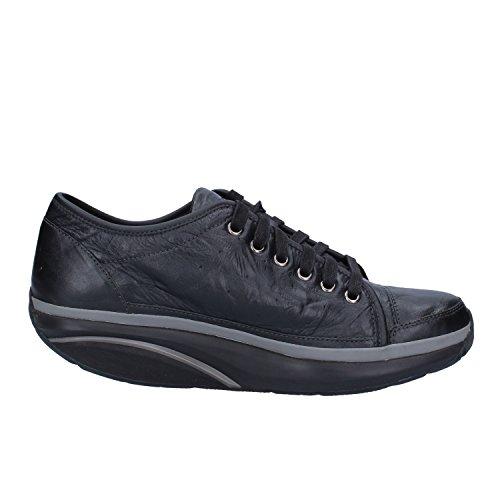 MBT Sneakers Mujer 40 EU Negro Cuero