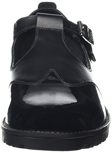 Merceditas Para Negro T Mujer Lachly Kickers vBqwR4W