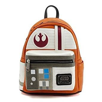 399b5cbeb80 Image Unavailable. Image not available for. Color  Loungefly Star Wars  Rebel Cosplay Mini Backpack Standard