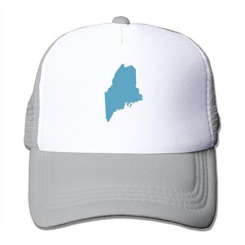 Maine Deck Bracket Outdoor Baseball Caps