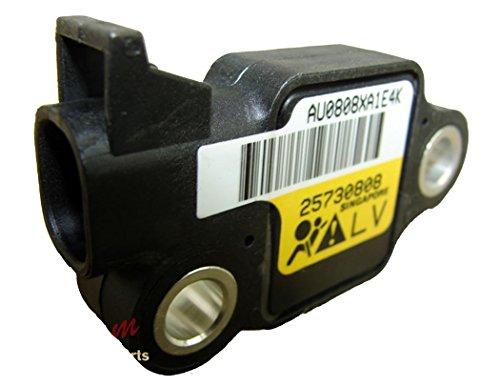 cadillac airbag module - 9