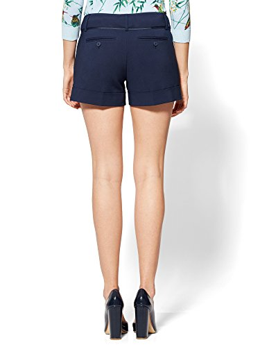 New-York-Co-Womens-7Th-Avenue-4-Short-Signature