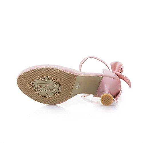 BalaMasa Rose Compensées Sandales 36 Rose Femme 5 EU rBOFrwgxtq