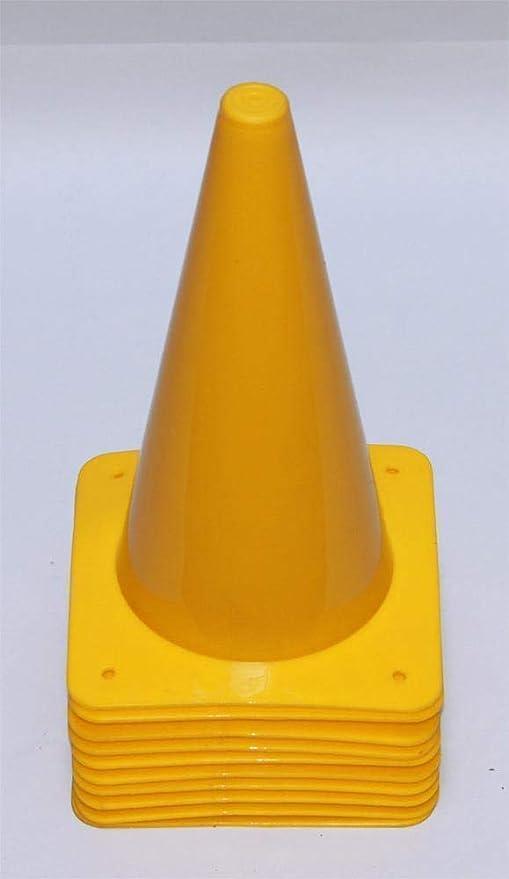 Set ostacoli allenamento XS160yl 3 aste , 2 basi riempibili a X, 2 ganci graduabili colore: giallo