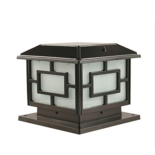 Large Outdoor Column Lights in US - 6