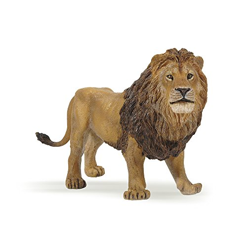 Papo Wild Animal Kingdom Figure, Lion