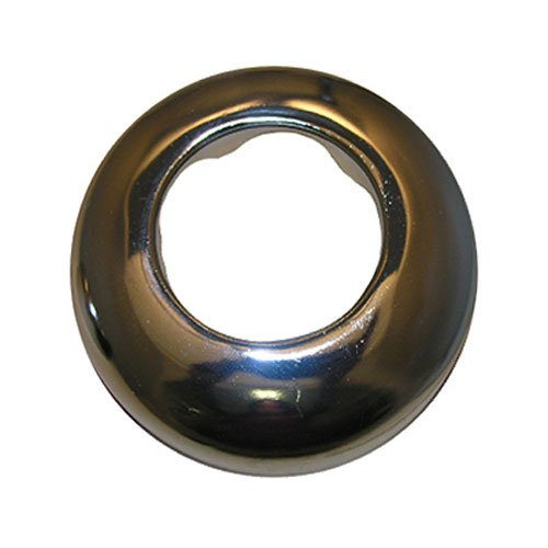 LASCO 03-1549 Sure Grip Box Flange Chrome Plated Fits 1-1/2-Inch Outside Diameter Tubing