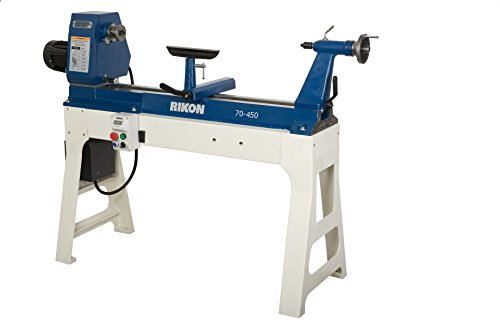 Cheap Rikon 70-450 20-Inch x 37-Inch Variable Speed Lathe