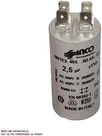 Fagor – Condensador para campana Fagor – bvmpièces: Amazon.es: Grandes electrodomésticos