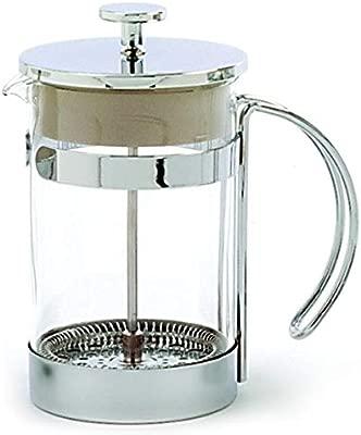Norpro - 5574 prensa francesa cafetera eléctrica, cristal y cromo ...