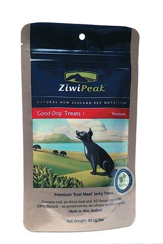 ZiwiPeak Real Meat Jerky Treats for Dogs, Venison – 85.2g/3 oz., My Pet Supplies