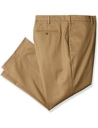 "<span class=""a-offscreen"">[Sponsored]</span>Men's Big and Tall Iron Free Khaki Pant"