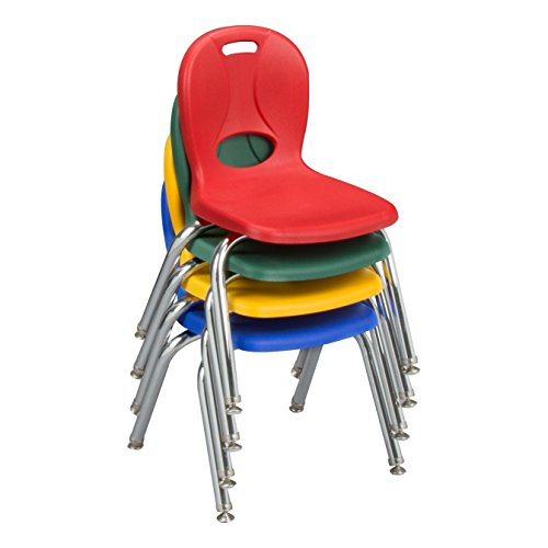 Sprogs LNT-112-CSW-AS Structure Series Preschool Chairs, 12