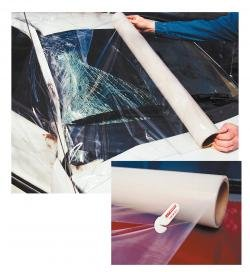 "36/"" x 200/' Self Adhesive Collision Wrap"